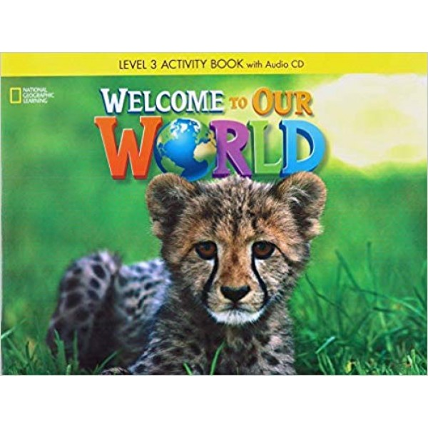 Welcome to Our World 3 Interactive Whiteboard Software