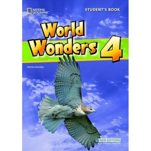 World Wonders 4 Student Interactive eBook