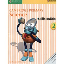 Cambridge Primary Science Skills Builder 2