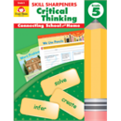 Critical Thinking, Grade 5 Skill Sharpeners