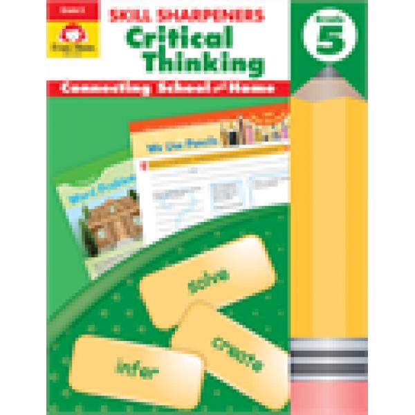 Critical Thinking, Grade 5 Skill Sharpeners