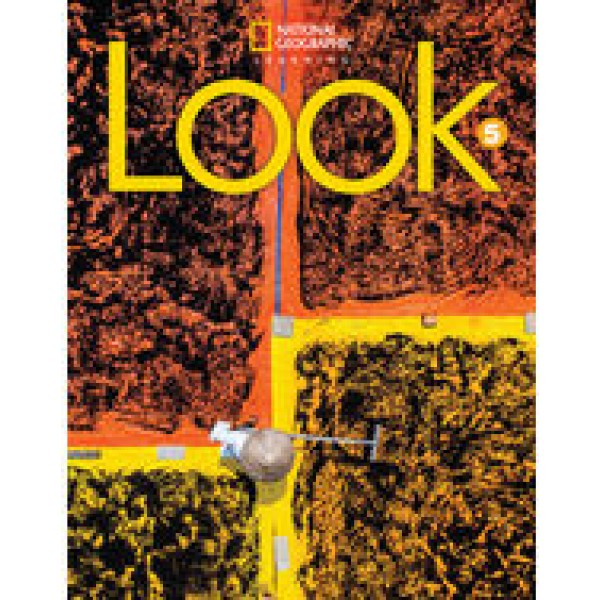 Look Level 5  Teacher's Book with Student's Book Audio CD and DVD