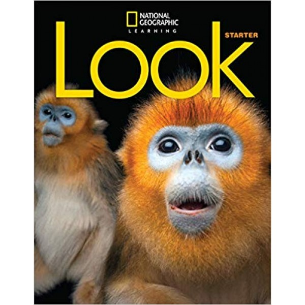 Look Starter BrE Student's Book
