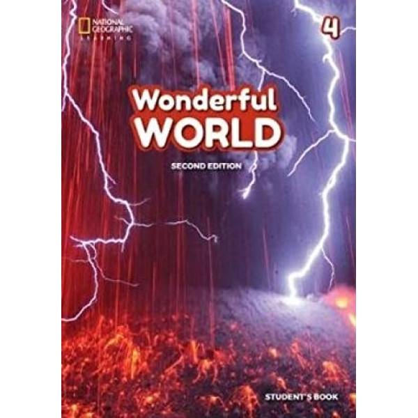 Wonderful World Level 4 2E Student's Book
