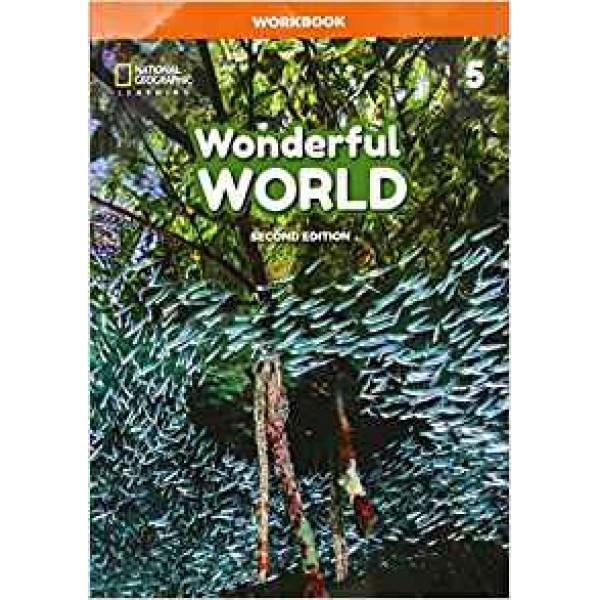 Wonderful World Level 5 2E Workbook